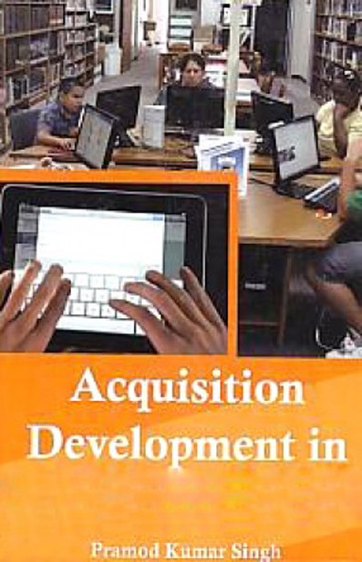 Acquisition Development in Libraries
