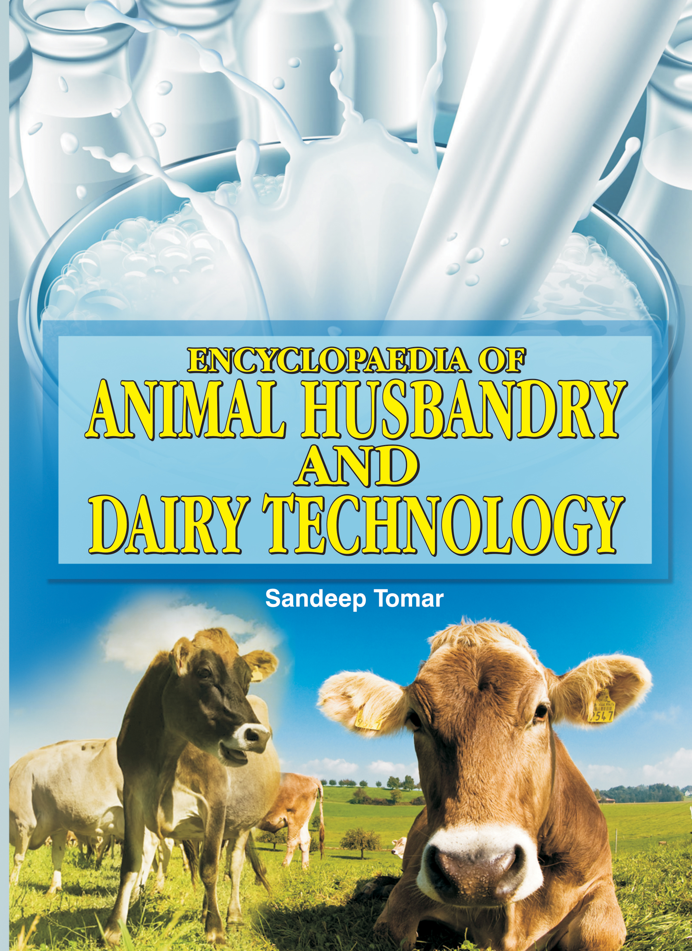 Encyclopaedia Of Animal Husbandry And Dairy Technology Volume-2