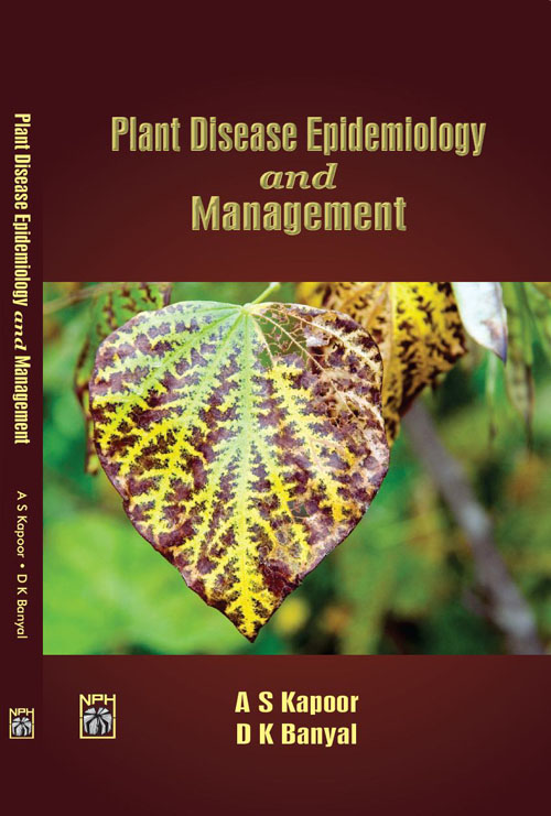 Plant Disease Epidemiology And Management