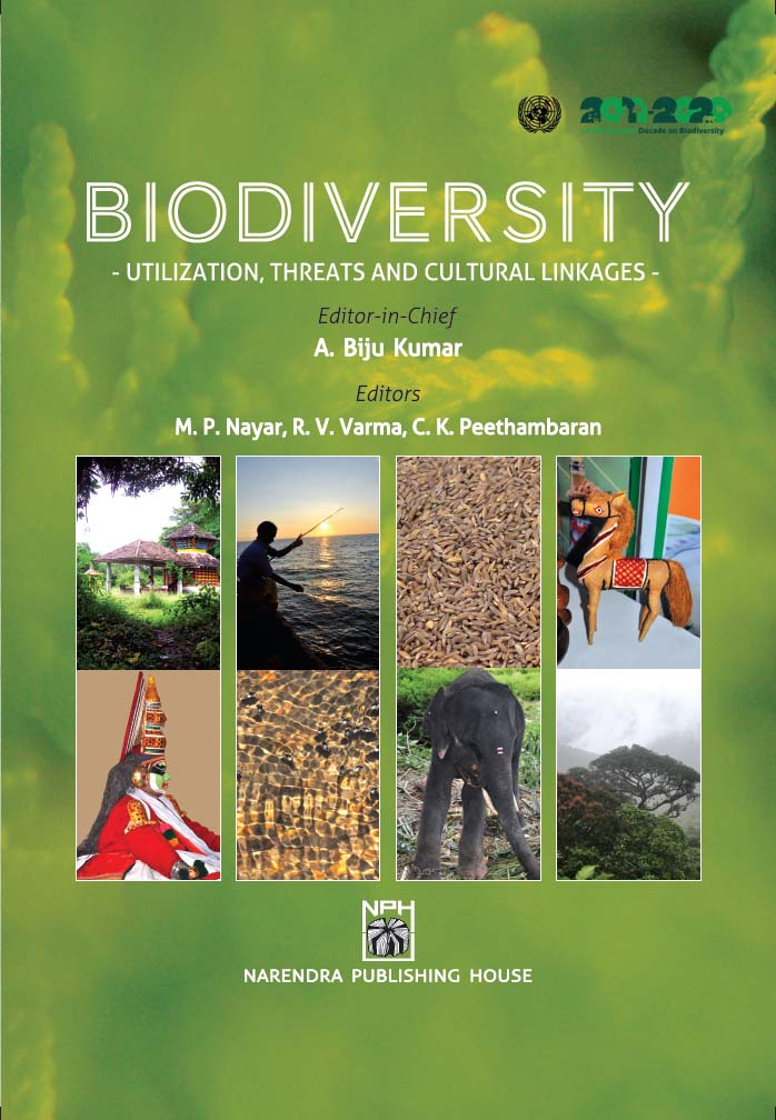 Biodiversity: Utilization, Threats And Cultural Linkages
