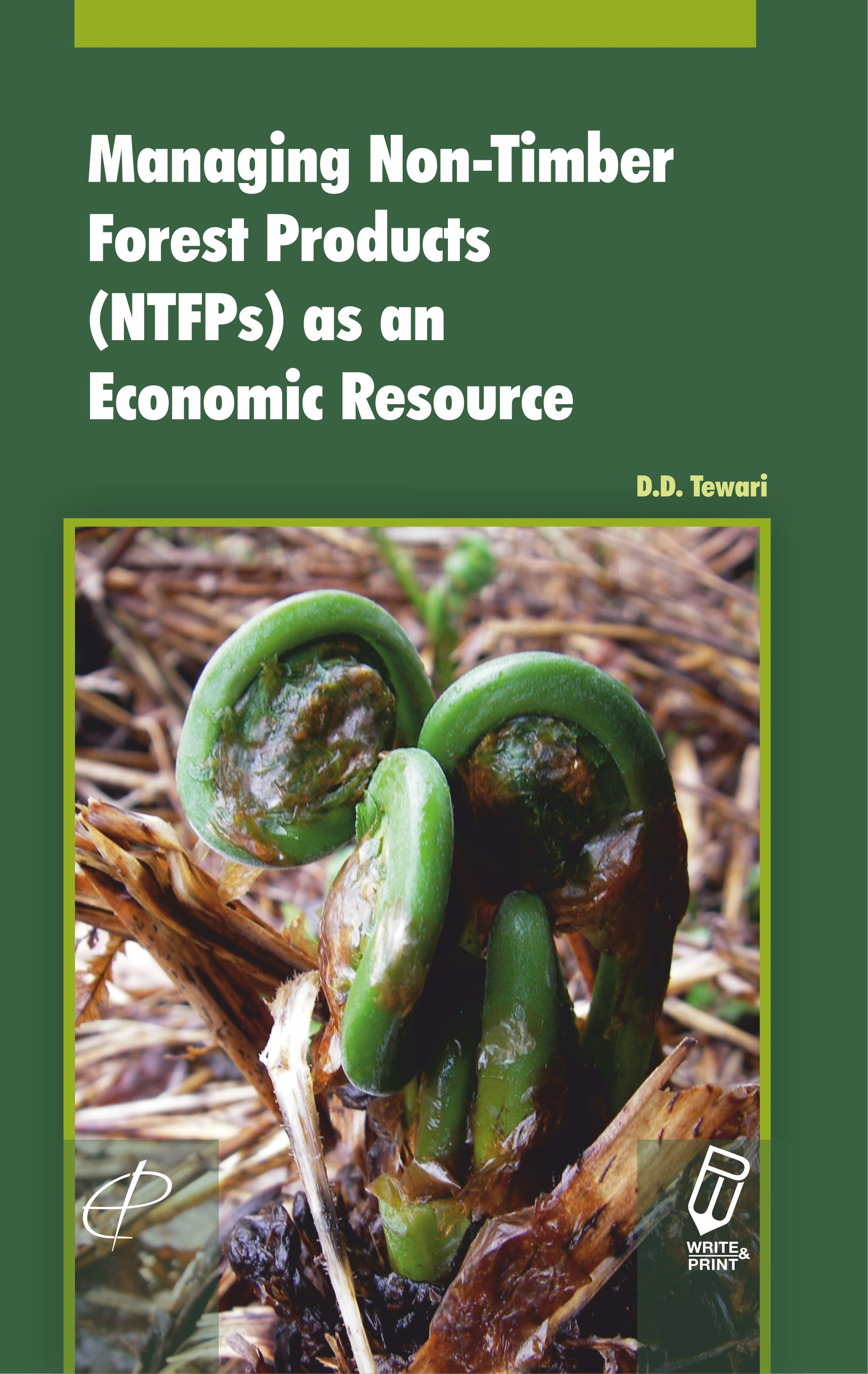 Managing Non-Timber Forest Products (NTFPs) as an Economic Resource